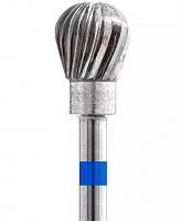 Фреза Кристалл-Фреза шар 6.0 К (крупная крестообразная синяя)