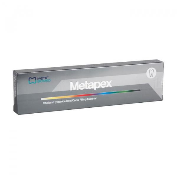 Гидроокись кальция с йодоформом Meta Biomed Metapex
