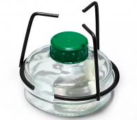 Спиртовка OEM (c фенопластовым колпачком и подставкой)