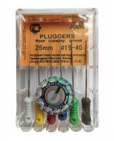 Плаггеры Mani Pluggers (25 мм, 6 шт) (оригинал)