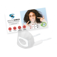 Щиток защитный Cerkamed Mouth (2 шт)