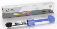 Cветоотверждаемый композит Meta Biomed Некскомп (Nexcomp) (шприц, 4 г)
