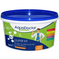 Набор химии для бассейна AquaDoctor Super Kit (5 в 1)