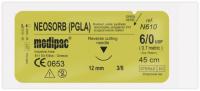 Шовный материал Medipac Neosorb (PGLA)