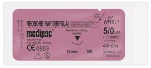 Шовный материал Medipac Neosorb Rapid (PGLA)