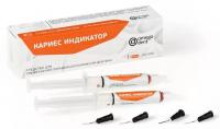 Индикатор кариеса Omega-Dent (2х2,5 мл)
