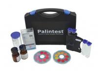 Компактный набор для анализа воды бассейна BWT Palintest (с 6 DPD тестами)