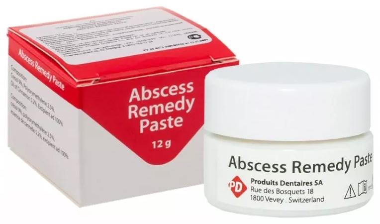Паста PD Abscess remedy paste (Абсцесс ремеди паста) без дексаметазона 12 г