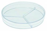Чашка Петри Kartell с 3-мя секторами стерильная 363 (d=90 мм, 20 шт)