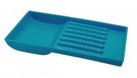 Лоток для инструментов PremiumPlus пластиковый синий 653-16