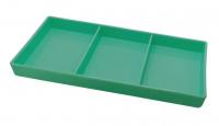 Лоток для инструментов PremiumPlus пластиковый зеленый 653-17