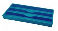 Лоток для инструментов PremiumPlus пластиковый синий 653-18