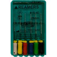 Ручные файлы Vortex Reamers (25 мм, 6 шт)