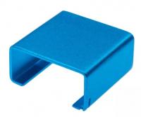 Клин-стенд алюминиевый RUIER прямоугольный синий B043