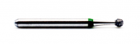 Бор шарообразный на длинной ножке Dentex FG C104