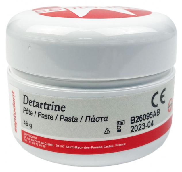 Очищающая паста для скейлинга Septodont Detartrine