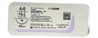 Шовный материал Ethicon Vicryl Plus (полифилам, фиолет)