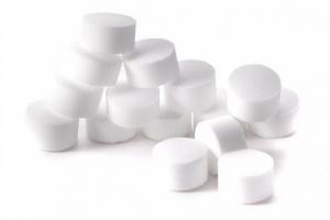 Таблетированная соль (25 кг)